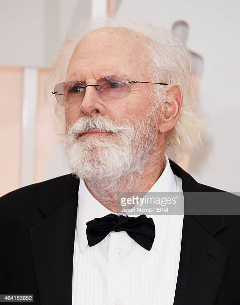 Actor Bruce Dern attends the 87th Annual Academy Awards at Hollywood Highland Center on February 22 2015 in Hollywood California