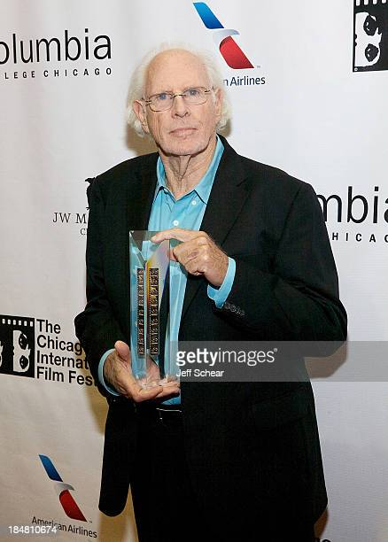 Actor Bruce Dern attends the Nebraska Premiere during the 2013 Chicago International Film Festival at AMC River East Theater on October 16 2013 in...