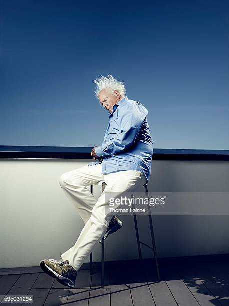 Actor Bruce Dern is photographed for Self Assignment on May 23 2013 in Cannes France