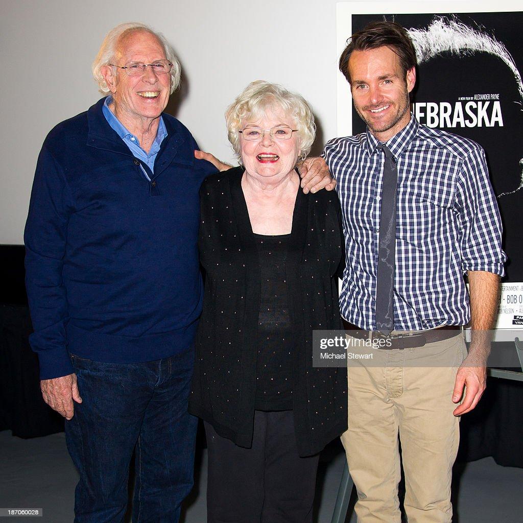 "New York Film Critics Series Screening Of ""Nebraska"""