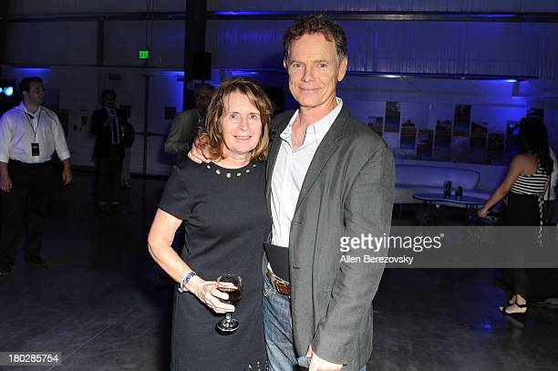 Actor Bruce Greenwood and wife Susan Devlin attend the Paramount Pictures' celebration of the BluRay and DVD debut of Star Trek Into Darkness at...