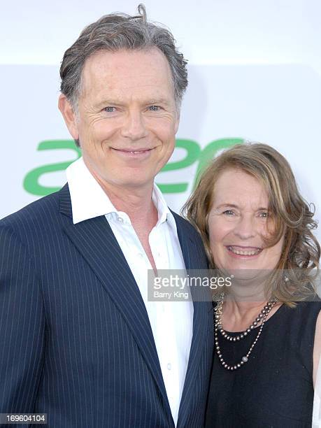 Actor Bruce Greenwood and wife Susan Devlin attend the premiere of 'Star Trek Into Darkness' at Dolby Theatre on May 14, 2013 in Hollywood,...