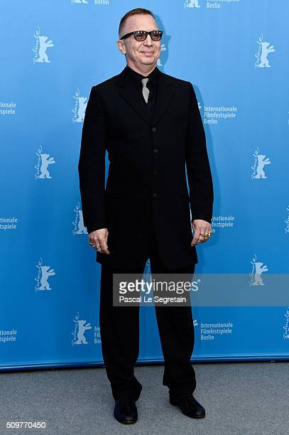 Actor Bruce LaBruce attends the 'Boris without Beatrice' photo call during the 66th Berlinale International Film Festival Berlin at Grand Hyatt Hotel...