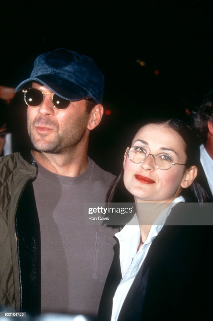 Indecent Proposal Beverly Hills Premiere Pictures Getty Images