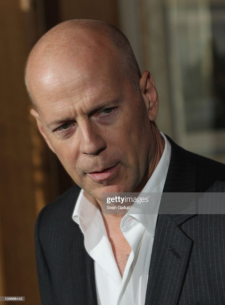 Gentlemans Berlin bruce willis photocall in berlin photos and images getty images