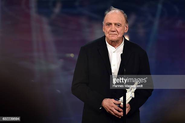 Actor Bruno Ganz attend the Bayerischer Filmpreis 2017 at Prinzregententheater on January 20 2017 in Munich Germany
