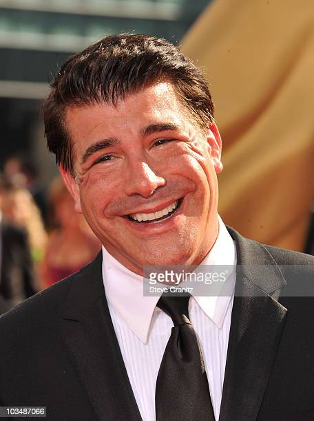 Actor Bryan Batt arrives at the 61st Primetime Emmy Awards held at the Nokia Theatre on September 20, 2009 in Los Angeles, California.