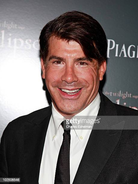 Actor Bryan Batt attends a screening of The Twilight Saga Eclipse hosted by The Cinema Society and Piaget at the Crosby Street Hotel on June 28 2010...