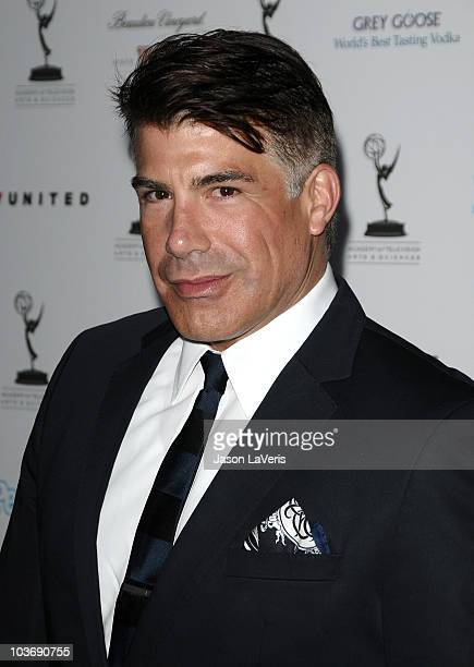 Actor Bryan Batt attends the 62nd primetime Emmy Awards performers nominee reception at Pacific Design Center on August 27 2010 in West Hollywood...