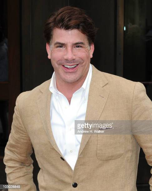 """Actor Bryan Batt attends The Cinema Society & Sony Alpha Nex screening of """"Get Low"""" at the Tribeca Grand Hotel on July 21, 2010 in New York City."""