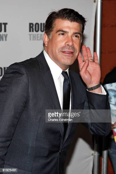 Actor Bryan Batt attends the opening night of ''Bye Bye Birdie'' on Broadway at the Henry Miller's Theatre on October 15 2009 in New York City