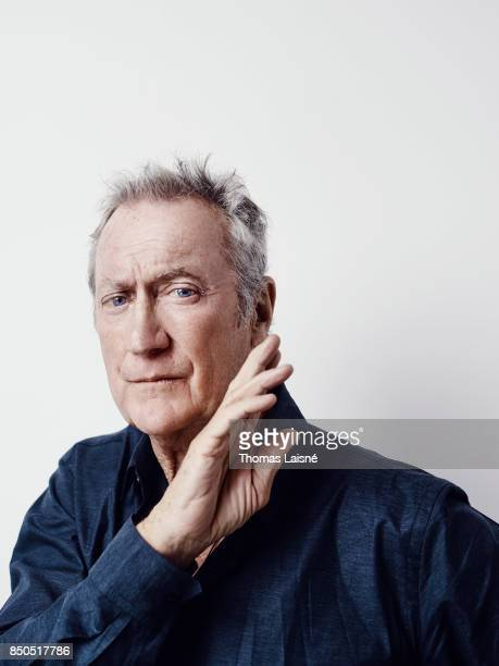Actor Bryan Brown is photographed for Self Assignment on September 7 2017 in Venice Italy