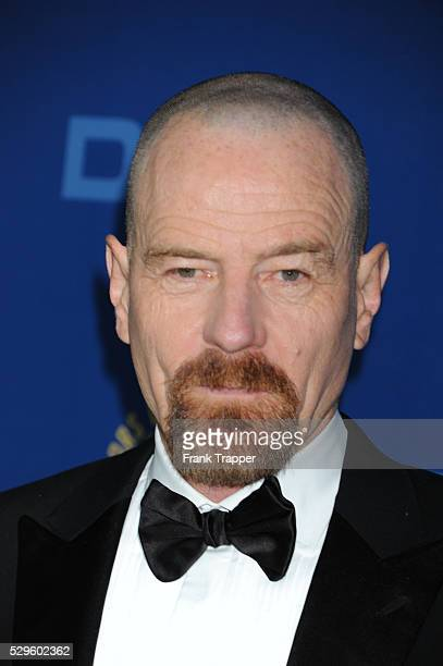 Actor Bryan Cranston arrives at the 65th Annual Directors Guild Awards held at the Ray Dolby Ballroom at Hollywood Highland