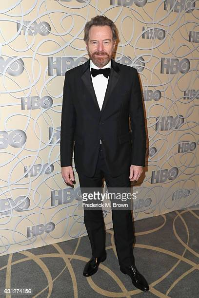 Actor Bryan Cranston attends HBO's Official Golden Globe Awards After Party at Circa 55 Restaurant on January 8 2017 in Beverly Hills California