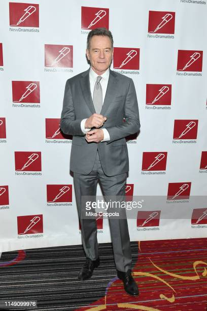 Actor Bryan Cranston attends the 2019 New Dramatists Luncheon at The New York Marriott Marquis on May 14, 2019 in New York City.