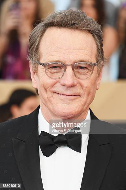 Actor Bryan Cranston attends the 23rd Annual Screen Actors Guild Awards at The Shrine Expo Hall on January 29 2017 in Los Angeles California