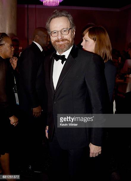 Actor Bryan Cranston attends the 74th Annual Golden Globe Awards at The Beverly Hilton Hotel on January 8 2017 in Beverly Hills California