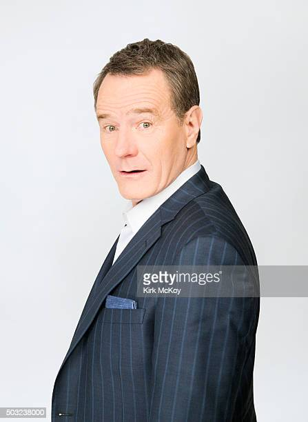Actor Bryan Cranston is photographed for Los Angeles Times on November 14 2015 in Los Angeles California PUBLISHED IMAGE CREDIT MUST READ Kirk...