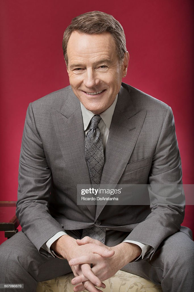 Bryan Cranston, Los Angeles Times, January 21, 2016