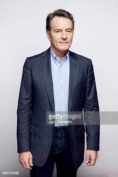 Actor Bryan Cranston of 'Wakefield' poses for a portraits at the Toronto International Film Festival for Los Angeles Times on September 13 2016 in...