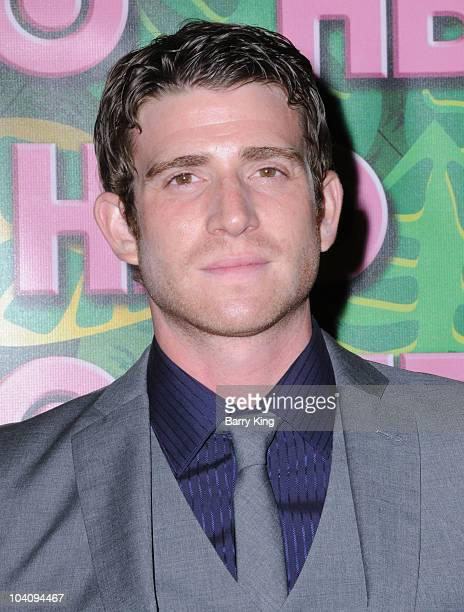 Actor Bryan Greenberg attends HBO's post Emmy Awards party at Pacific Design Center on August 29 2010 in West Hollywood California