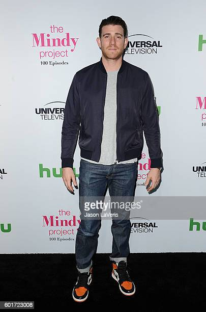 Actor Bryan Greenberg attends the 100th episode celebration of The Mindy Project at EP LP on September 9 2016 in West Hollywood California