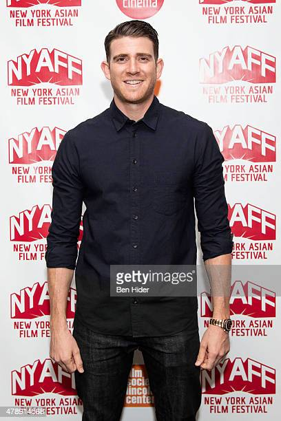 Actor Bryan Greenberg attends the It's Already Tomorrow In Hong Kong Premiere at the 2015 New York Asian Film Festival at Walter Reade Theater on...