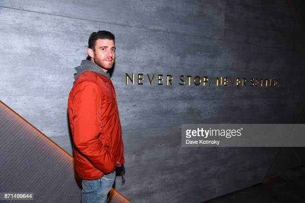 Actor Bryan Greenberg experiences Hennessys Le Grand Voyage at Industry City on November 7 2017 in Sunset Park Brooklyn Offering private events from...