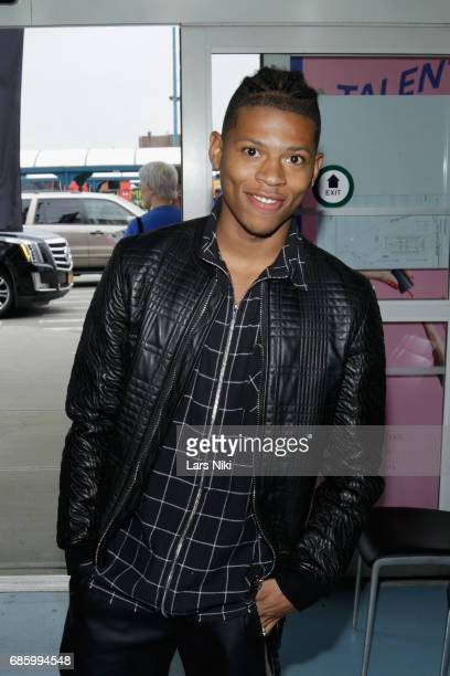 Actor Bryshere Gray attends Beautycon Festival NYC 2017 at Brooklyn Cruise Terminal on May 20 2017 in New York City