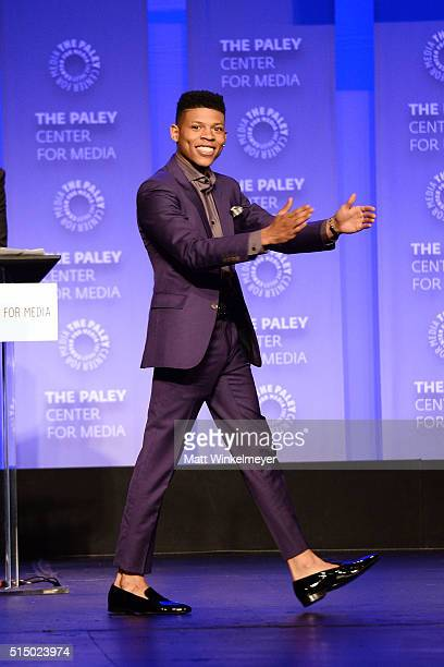 Actor Bryshere 'Yazz' Gray attends The Paley Center For Media's 33rd Annual PALEYFEST Los Angeles presents Empire at Dolby Theatre on March 11 2016...