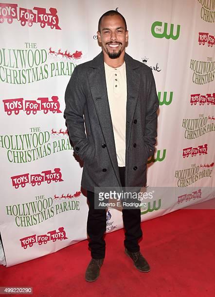 Actor Bryton James attends 2015 Hollywood Christmas Parade on November 29 2015 in Hollywood California