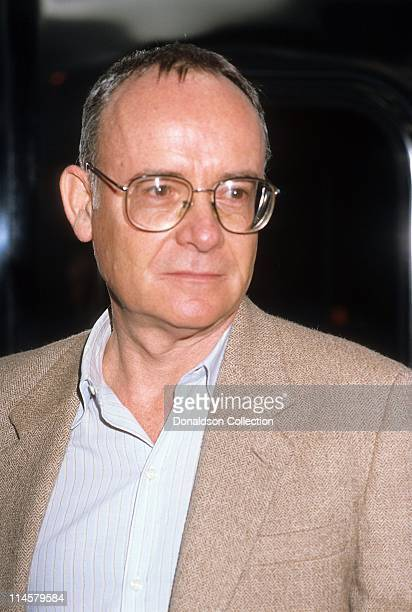Actor Buck Henry poses for a portrait in circa 1985 in Los Angeles California