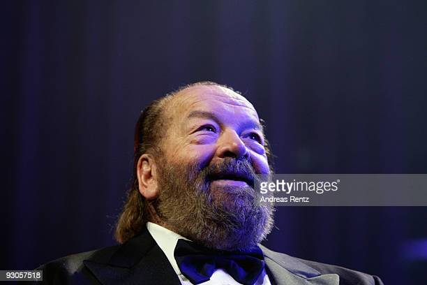 Actor Bud Spencer attends the Unesco Charity Gala 2009 at the Maritim Hotel on November 14 2009 in Dusseldorf Germany