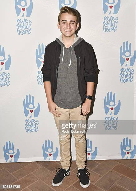 Actor Buddy Handleson arrives at the 3rd Annual Save A Child's Heart Gala at Sony Studios Commissary on November 13 2016 in Culver City California