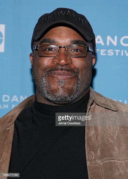 Actor Buddy Morris attends the premiere of Black Dynamite during the 2009 Sundance Film Festival at Library Center Theatre on January 18 2009