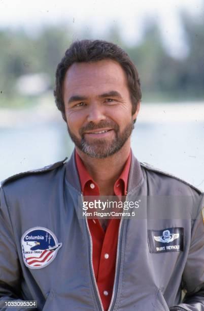 Actor Burt Reynolds is photographed 1982 in Jupiter Florida CREDIT MUST READ Ken Regan/Camera 5 via Contour by Getty Images