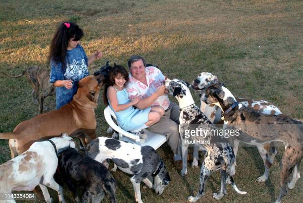 Actor Burt Ward who was the original Robin in Batman and Robin now owns a Great Dane Rescue with his wife Tracy in Norco one of California's last...