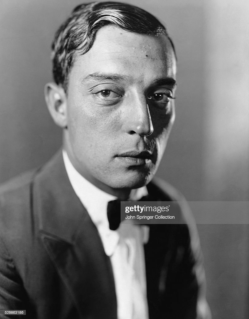 Actor Buster Keaton