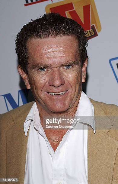 Actor Butch Patrick attends the Museum of Television and Radio Cocktail Party on September 9 2004 at The Museum of Television and Radio in Beverly...