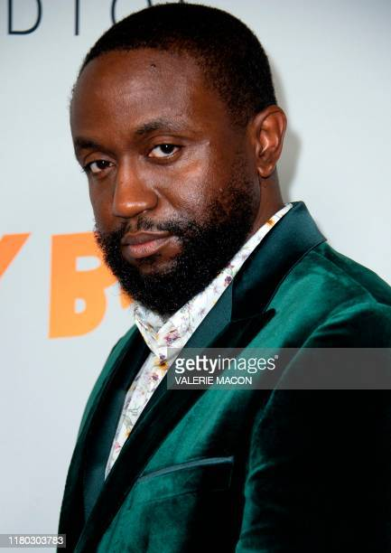 US actor Byron Bowers attends the premiere of Amazon Studios' Honey Boy at the Arclight Hollywood Cinerama Dome November 5 in Hollywood