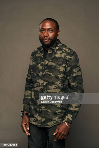 Actor Byron Bowers from the film 'Honey Boy' poses for a portrait during the 2019 Toronto International Film Festival at Intercontinental Hotel on...