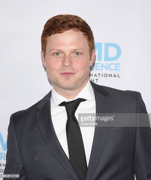 Actor Caleb Foote attends the Disney/ABC International Upfronts at the Walt Disney Studio Lot on May 20 2018 in Burbank California