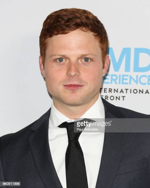 Actor Caleb Martin Foote attends the Disney/ABC International Upfronts at the Walt Disney Studio Lot on May 20 2018 in Burbank California