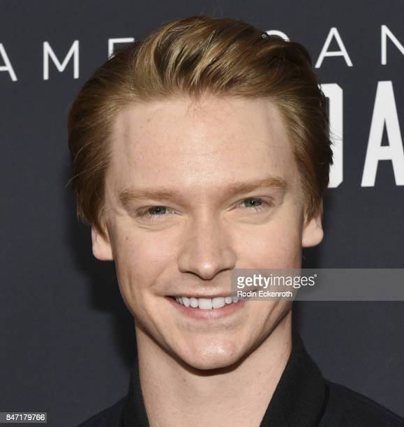 Actor Calum Worthy attends the premiere of Netflix's American Vandal at ArcLight Hollywood on September 14 2017 in Hollywood California