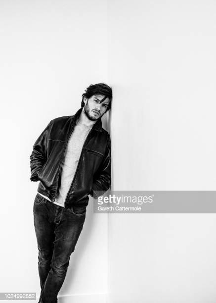 Actor Cameron Cuffe is photographed on August 16, 2018 in London, England.