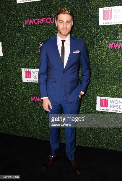 Actor Cameron Fuller attends An Unforgettable Evening at the Beverly Wilshire Four Seasons Hotel on February 16 2017 in Beverly Hills California