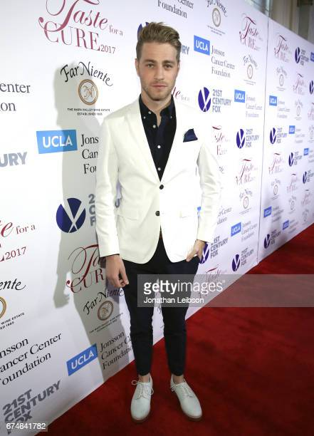 Actor Cameron Fuller attends the UCLA Jonsson Cancer Center Foundation Hosts 22nd Annual Taste for a Cure event honoring Yael and Scooter Braun at...