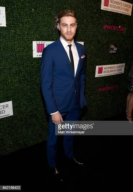Actor Cameron Fuller attends WCRF's An Unforgettable Evening presented by Saks Fifth Avenue at the Beverly Wilshire Four Seasons Hotel on February 16...