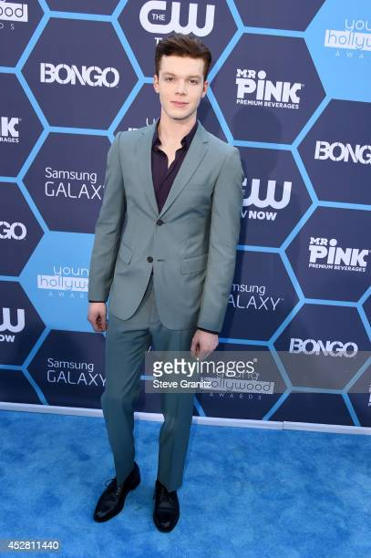 Actor Cameron Monaghan attends the 2014 Young Hollywood Awards held at The Wiltern on July 27 2014 in Los Angeles California