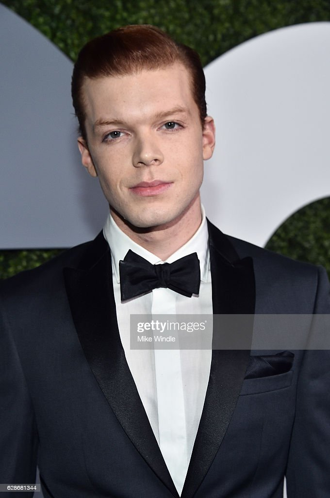 Actor Cameron Monaghan attends the 2016 GQ Men of the Year Party at Chateau Marmont on December 8, 2016 in Los Angeles, California.